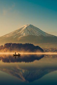 Mount Fuji at Lake Kawaguchiko                                                                                                                                                                                 More
