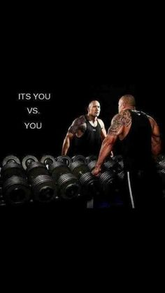 Dwayne Johnson #gymtime  | Come get your fitness on at Powerhouse Gym in West Bloomfield, MI! Just call (248) 539-3370 or visit our website powerhousegym.com/welcome-west-bloomfield-powerhouse-i-41.html for more information!
