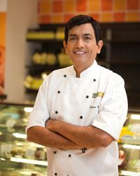Sanjeev Kapoor Lesson in Indian Cooking