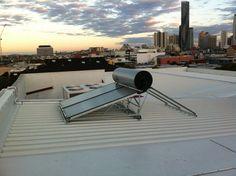 True Local: K-OZ Plumbing Image - Solar hot water systems, hot water systems, boilers, hot water system repairs