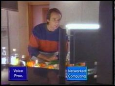 Cooking in the Future (early 1990s AT&T) - YouTube