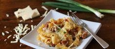 08Spicy Chorizo and Pasta