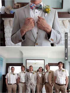 groomsman wedding ideas | CHECK OUT MORE IDEAS AT WEDDINGPINS.NET | #bridesmaids