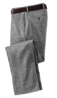 online shopping for Orvis County Donegal Tweed Pants, Charcoal, Cuffed from top store. See new offer for Orvis County Donegal Tweed Pants, Charcoal, Cuffed Tweed Trousers, Wool Pants, Wool Dress, Dress Pants, Men's Pants, Men Casual, Menswear, Mens Fashion, Fall Fashion