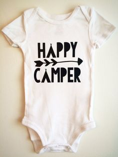 Hey, I found this really awesome Etsy listing at https://www.etsy.com/listing/252175067/black-happy-camper-onesie-adventure