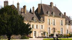 Château de Vault de Lugny : évasion romantique en Bourgogne
