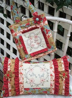 Projeto Natalie Ross-in stitches by Rosi Patchwork & Quilting