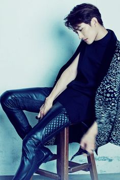 REWIND - ZHOUMI First mini album 10/31| so excited for it, he so deserves his solo album!