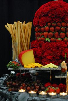 Mrs. B's Catering displayed at the Dayton Convention Center.
