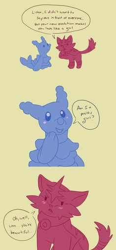 That's why I'm glad I got a female Popplio from the start on my first try  Because I was willing to reset enough times to get a female simply because of that  Plus I named it Azura because it just makes so much sense