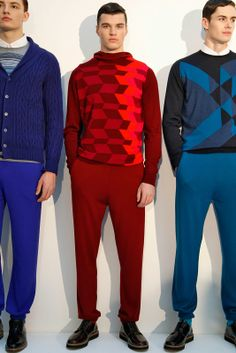 John Smedley Fall/Winter 2014 - London Collections: MEN #LCM | Male Fashion Trends