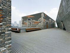 Museum Ningbo Atrium