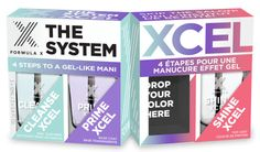 Sephora's Formula X The System Excel