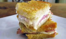 How to cook the perfect croque monsieur - pictured: Julia Child recipe croque monsieur : guardian