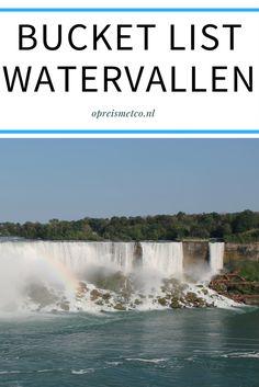 Watervallen vind ik altijd iets magisch hebben, herken je dat? In deze blog 10 watervallen die nog op mijn bucket list staan.