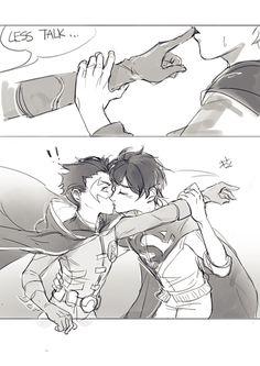 Super sons - Jon & Damian