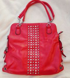 Limelight, Womenu0026 Red Purse, 14 Pre Owned In Very Good Condition
