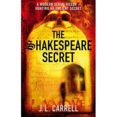 the shakespeare secret. I really enjoyed this book, but didn't think much of it's follow-up.