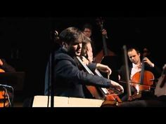 2CELLOS - Bach Double Violin Concerto in D minor - 2nd mov [LIVE VIDEO] ... arranged for celli