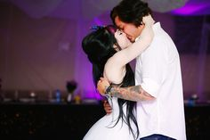 Blogger China Barbie's First Dance at her wedding... <3