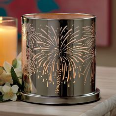 PartyLite Celebration Candle Sleeve