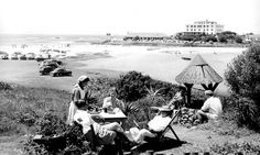 Plettenberg Bay, Beacon Island and Central Beach in 1955 Old Pictures, Old Photos, Knysna, Tomorrow Is Another Day, Lush Garden, Cape Town, Live, West Coast, South Africa