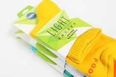 台湾压缩袜子包装设计