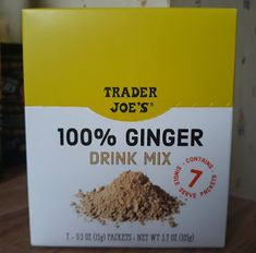 You are what you eat.and apparently now I can officially be what I drink! Yup, through and through, I'm a ginger. Both my parents. Vibrant Red Hair, Ginger Drink, Acquired Taste, Starbucks Drinks, Trader Joe's, What You Eat, Mixed Drinks, Enough Is Enough, The 100
