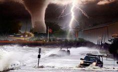 Hurricane And Tornado - Precaution & Survival