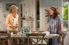 Tour the set: Grace and Frankie - Style At Home