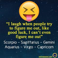 zodiac signs, gemini, scorpio, sagittarius, capricorn, aquarius, virgo