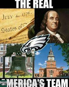 America's real & true team! Philadelphia Eagles Merchandise, Philadelphia Eagles Super Bowl, Nfl Philadelphia Eagles, Nfl Memes, Football Memes, Cowboys Memes, Football Pics, The Eagles, Eagles Nfl