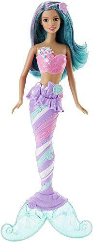 Mattel Barbie DHM46 - Bonbon Meerjungfrau, bunt Mattel http://www.amazon.de/dp/B014AHOL4E/ref=cm_sw_r_pi_dp_P0jVwb1X2GWXF