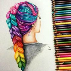 (cool sketches pencil)