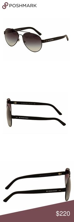 261be596ee NWT Authentic Mens Burberry Sunglasses