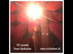 107 Seconds Power Meditation - YouTube