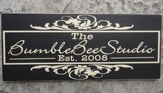 Vintage Business Sign, Personalized, Custom Business Advertisement with Logo Sign for Vendors and Craft Shows. 10 X 24 inches.