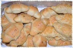 Salzstangerl - Bee Creative Bagel, Shrimp, Creative, Bread, Food Food, Recipes