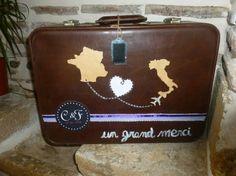 Recherche une urne valise