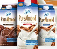 Silk Almond Milk Just $.54 At Target Plus MORE!