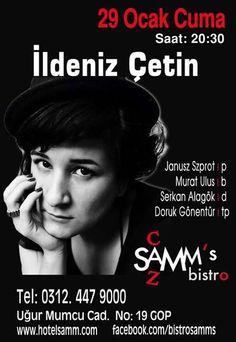 #ildenizçetin #AnkaraCaz