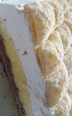 Cheesecake, Dairy, Food, Cheesecakes, Essen, Meals, Yemek, Cherry Cheesecake Shooters, Eten