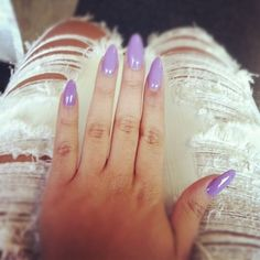 im obsessed with stilleto nails