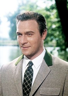 Christopher Plummer, Captain Von Trapp - The Sound of Music directed by Robert Wise (1965)