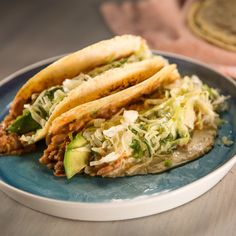 Spicy Bean Tacos By Damaris Phillips