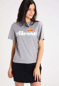 best loved 1307e 805cd ALBANY - T-shirt imprimé - ath grey