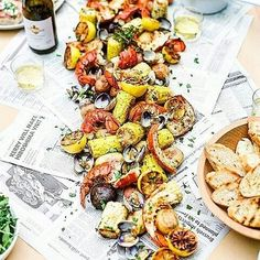 Good 'ole. Down home. Lakeside lobster boil. Like a boss.  Courtesy: Lauren Kelp  Constance Higley  Brendan McCaskey  #chef #seafood #pescatarian #paleo #lobster #crab #shrimp #prawn #boil #cajun #instagood #foodstagram #foodgasm #foodporn #beer #bbq #barbeque #barbecue #grill #grilling #asado #parrilla #carne #churrasco #friday #weekend #firemakeseverythingbetter