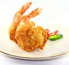 Furikake Shrimp Tempura