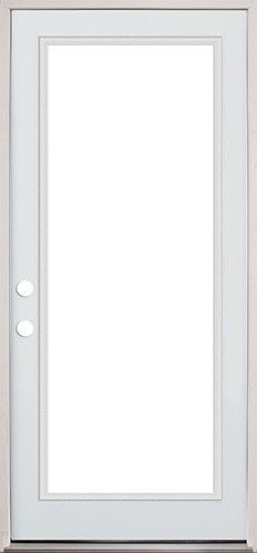The 1 Panel Madison Style Door Is Both Simple And Elegant 6 39 8 1 Panel Flat Molded Interior