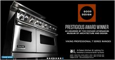 Viking Professional Kitchen www.vikingrange.com Al Salem Kitchen & Lighting Co. | Jeddah & Riyadh | Saudi Arabia www.kitchendesigners-ksa.com
